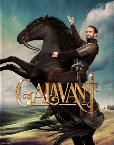 Galavant Mini poster 11inx17in