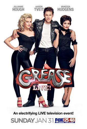 Grease Live Cast poster 27x40| theposterdepot.com