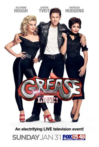 Grease Live 2016 Poster 16