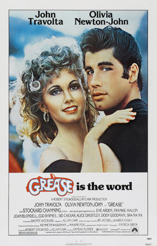 Grease poster Mini Poster 11inx17in