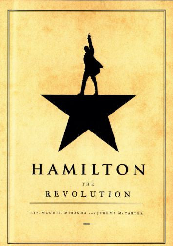 Hamilton Musical The Revolution Mini Poster 11x17