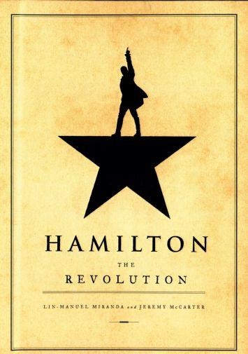 Hamilton The Musical poster tin sign Wall Art
