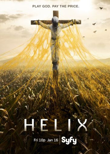 Helix Mini poster 11inx17in