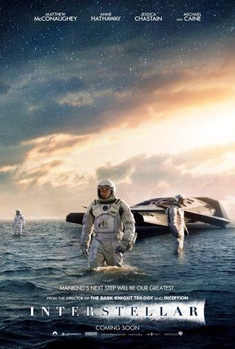 Interstellar Movie poster 24inx36in Poster 24x36 - Fame Collectibles