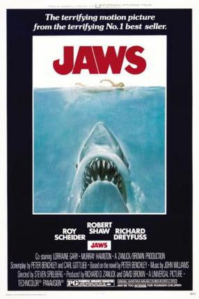 Jaws  poster| theposterdepot.com