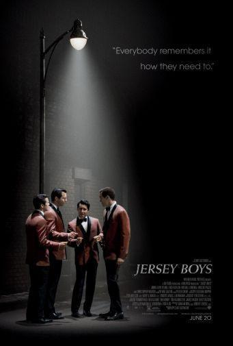 Jersey Boys Movie poster 16inx24in Poster 16x24 - Fame Collectibles
