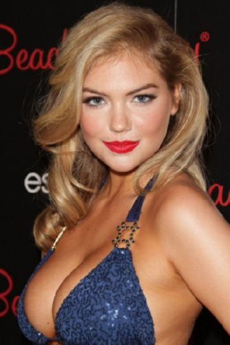 Kate Upton Mini poster 11inx17in