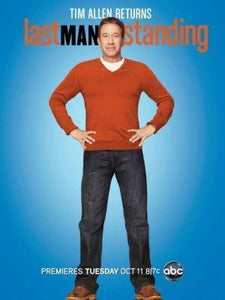 Last Man Standing Poster 16inx24in - Fame Collectibles