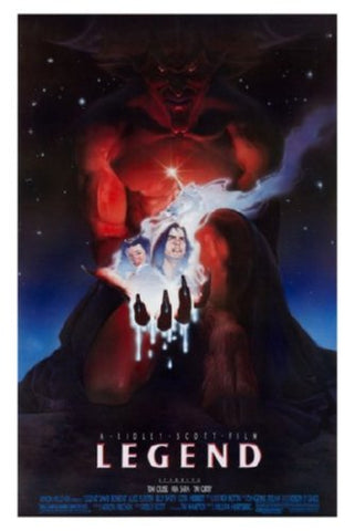 (27x40) Legend Poster Reprint