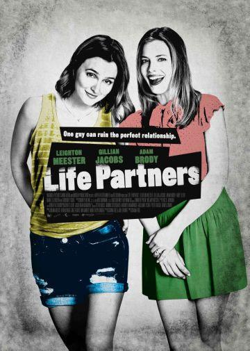 Life Partners Movie poster 24inx36in Poster 24x36 - Fame Collectibles
