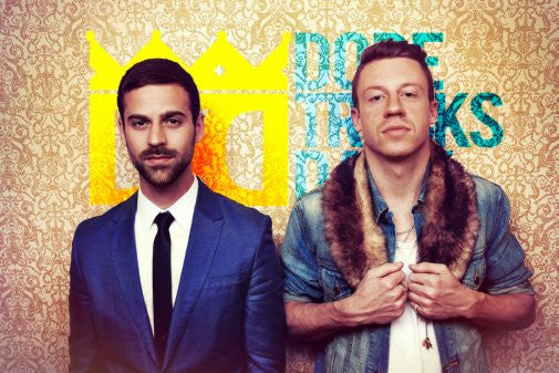Macklemore And Ryan Lewis poster| theposterdepot.com