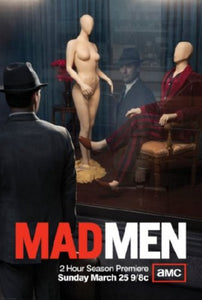 Mad Men Mini poster 11inx17in