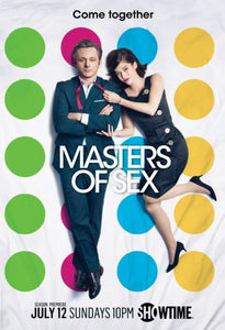 Masters Of Sex Mini poster 11inx17in