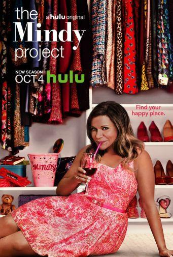 Mindy Project poster 27x40| theposterdepot.com