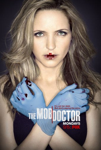 the mob doctor Mini Poster 11inx17in poster