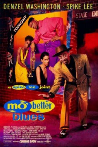 Mo Better Blues Movie Poster 24inx36in (61cm x 91cm) - Fame Collectibles