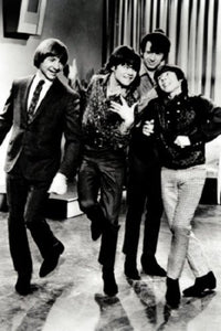 Monkees Mini poster 11inx17in