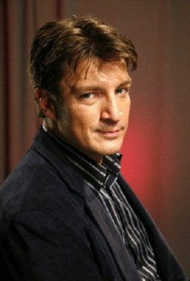 Nathan Fillion Poster 16