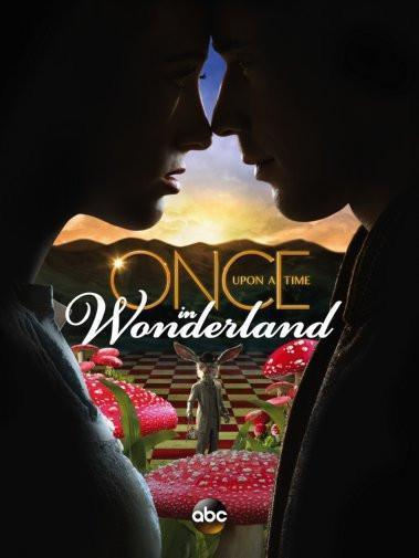 Once Upon A Time In Wonderland Poster 16inx24in Poster 16x24 - Fame Collectibles