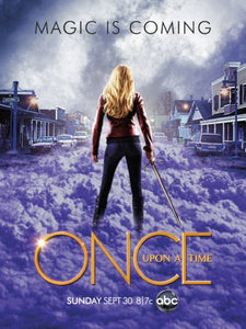 once upon a time Mini Poster 11inx17in poster
