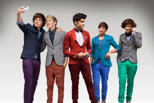 one direction Mini Poster 11inx17in poster