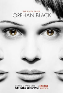 orphan black Mini Poster 11inx17in poster