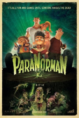 Paranorman Movie Mini poster 11inx17in