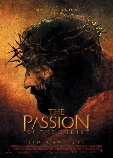 Passion Of The Christ movie poster Sign 8in x 12in