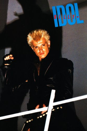 Billy Idol mini poster 11x17 #01