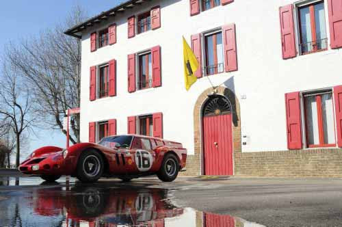 Aviation and Transportation Ferrari 250 Gto Poster 16