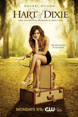 Hart Of Dixie Poster 16