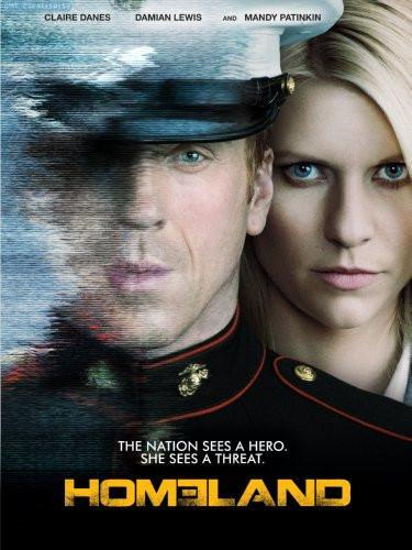 Homeland Movie Poster 24x36 - Fame Collectibles