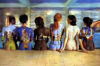 Music Pink Floyd Backs Poster 16