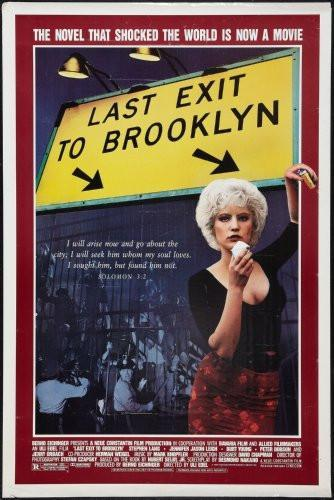 Last Exit To Brooklyn Movie Poster 24x36 - Fame Collectibles