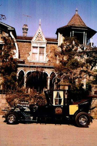 Munsters poster tin sign Wall Art