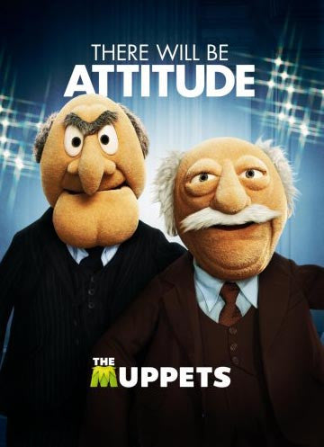 Muppets poster| theposterdepot.com