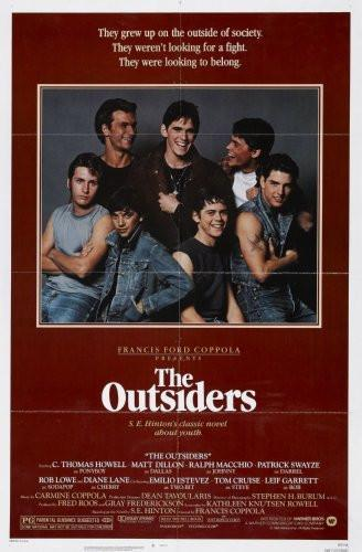 Outsiders The Movie Poster 16x24 - Fame Collectibles
