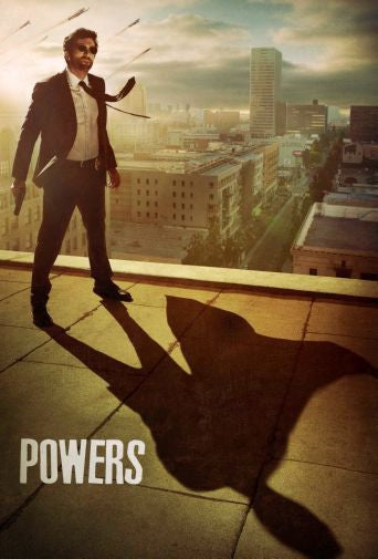 Powers Mini poster 11inx17in