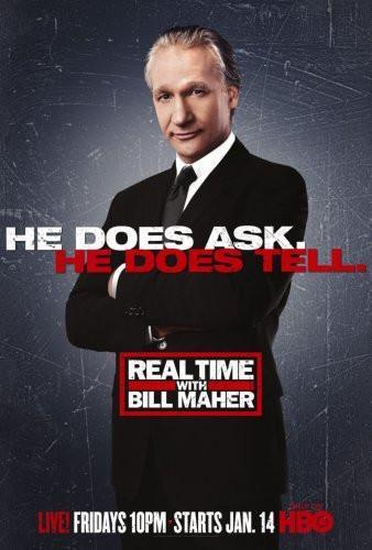 Real Time With Bill Maher Poster 16x24 - Fame Collectibles
