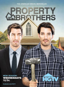 Property Brothers 11inx17in Mini Poster