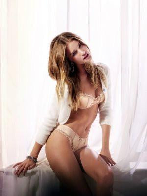Rosie Huntington Whiteley Poster 16inx24in - Fame Collectibles