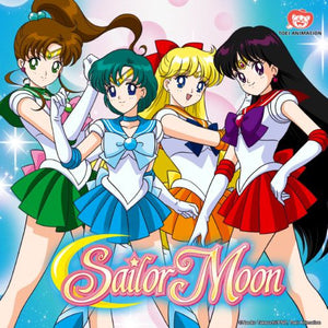 Sailor Moon  Mini poster 11inx17in