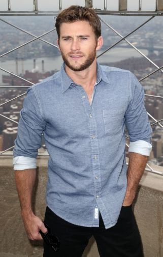 Scott Eastwood Mini poster 11inx17in