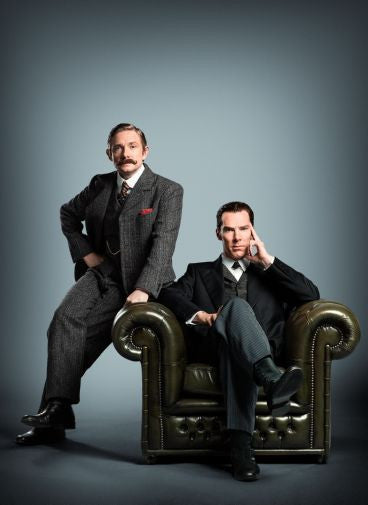 Sherlock Mini poster 11inx17in