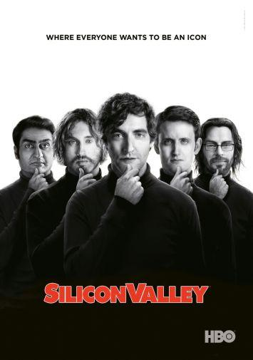 Silicon Valley poster 27x40| theposterdepot.com