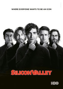 Silicon Valley Mini poster 11inx17in