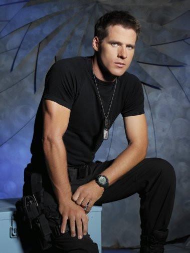 ben browderstargate sg1 poster tin sign Wall Art