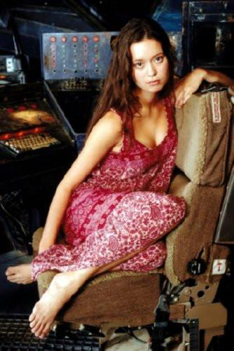 Summer Glau poster tin sign Wall Art