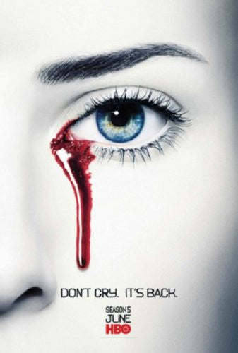 True Blood Mini poster 11inx17in