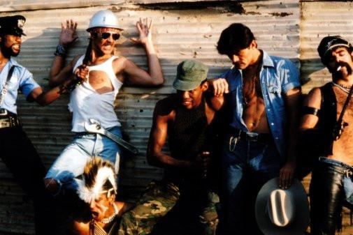 village people poster tin sign Wall Art
